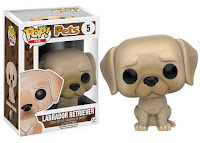 Funko Pop! Labrador Retriever