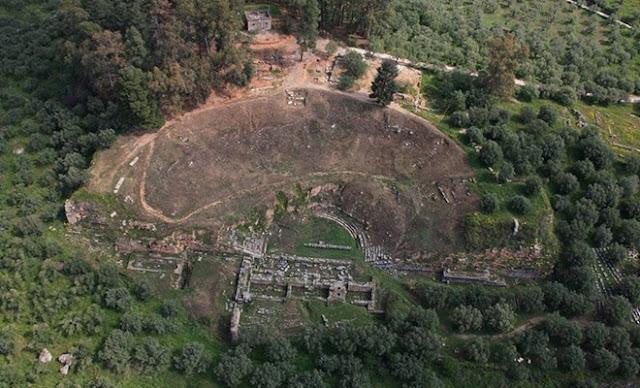 """«Έτος Αρχαίου Θεάτρου Σπάρτης» ανακήρυξε το 2019 το Σωματείο """"ΔΙΑΖΩΜΑ"""""""