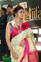 Sneha Looks Super cute in Red Silk Saree at IIFA Utsavam Awards 014.JPG