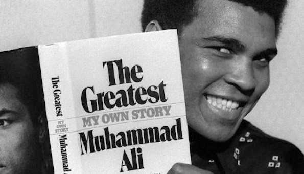 Featured in The Greatest 28 Muhammad Ali Inspirational Quotes.