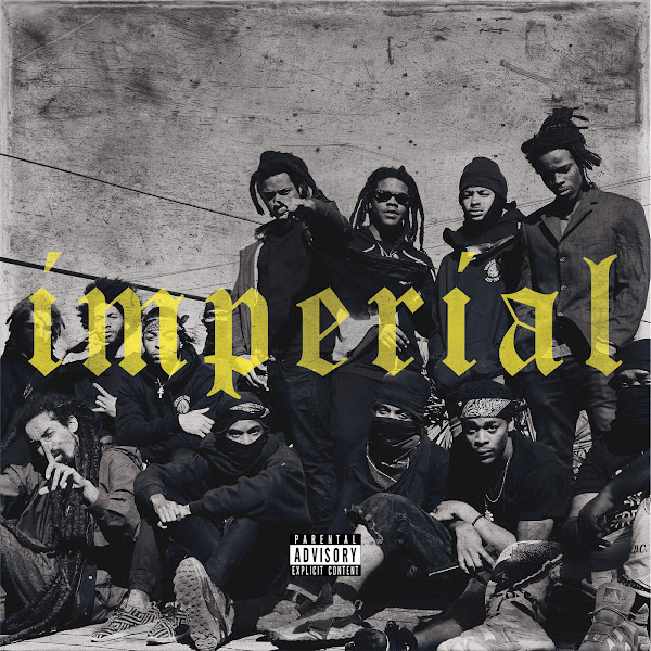 Denzel Curry - Imperial Cover