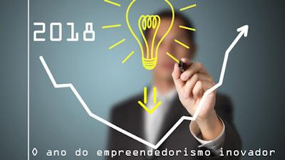 2018, o ano do empreendedorismo inovador