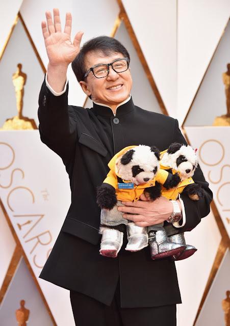 Jackie Chan Oscars 2017