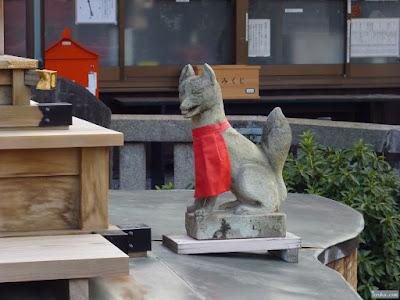 白光社白狐
