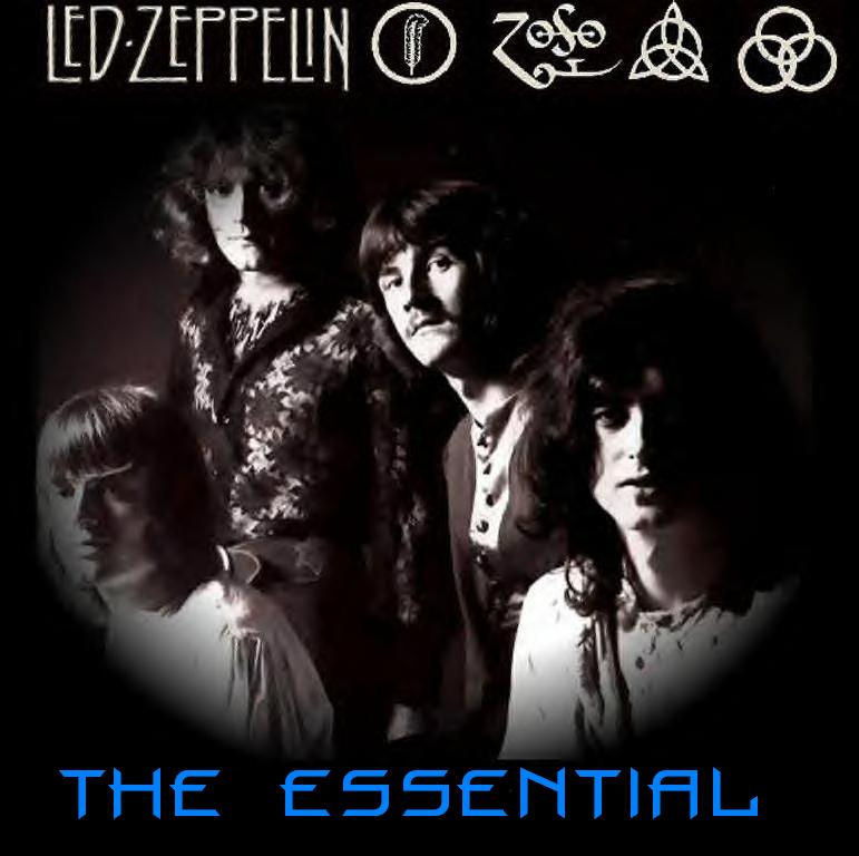 2012 - Led Zeppelin - The Essential 2CD (Remastered)