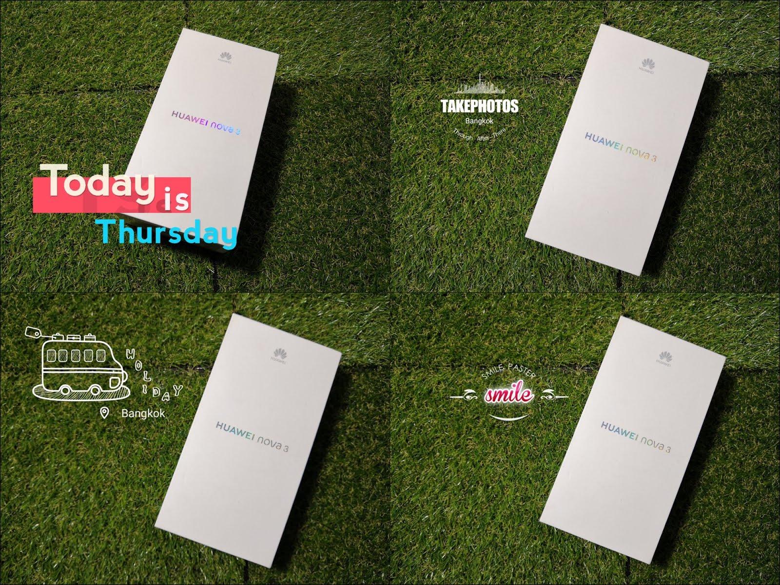 รีวิว Huawei Nova 3 ฉบับเจาะจุดเด่นเน้นเรื่องกล้อง | BACIDEA