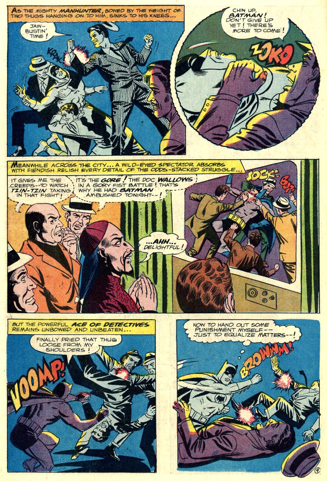 Detective Comics (1937) 354 Page 13