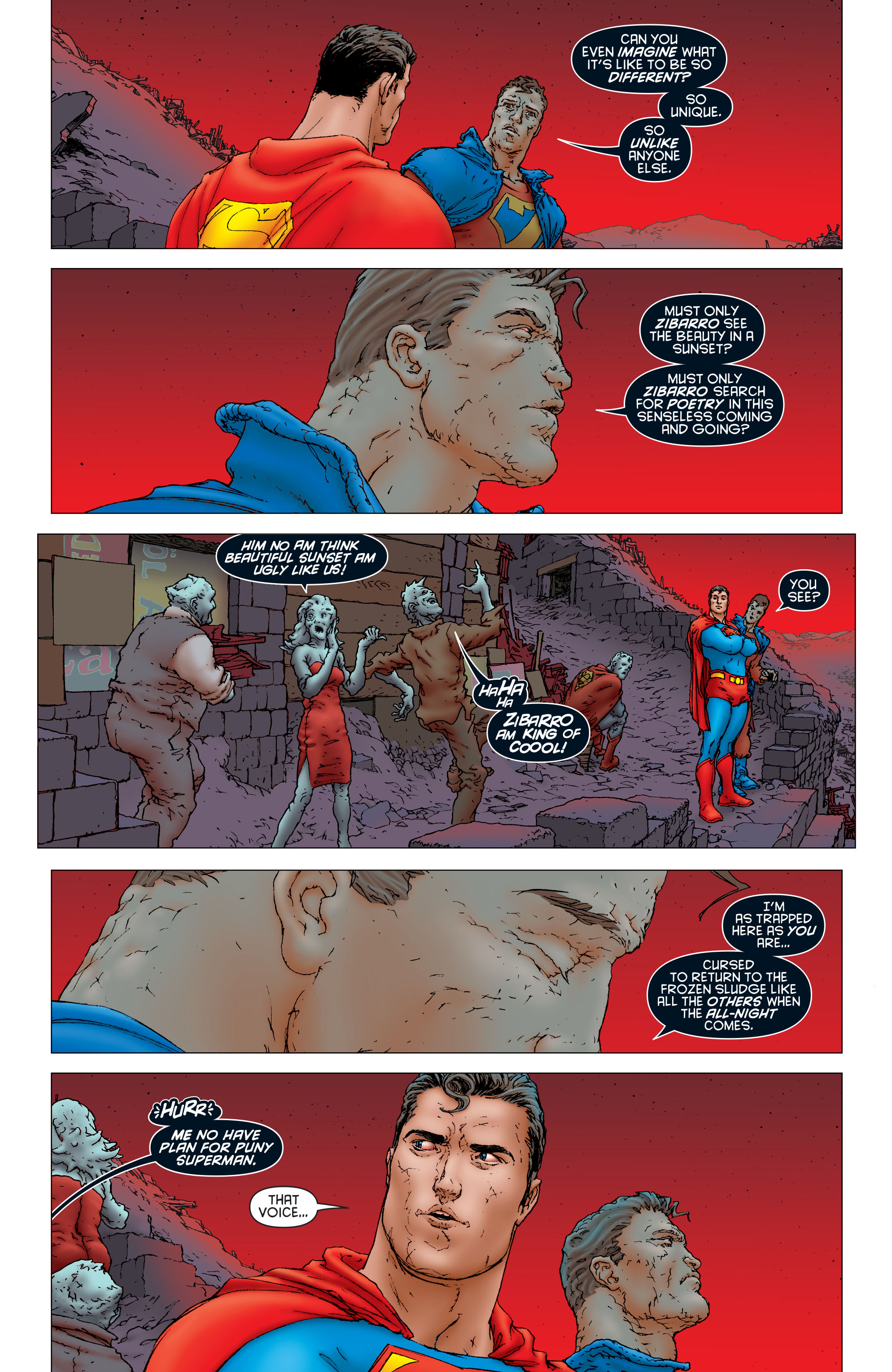 Read online All Star Superman comic -  Issue #8 - 4
