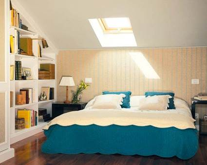 Double Rooms With Sloping Ceilings 7
