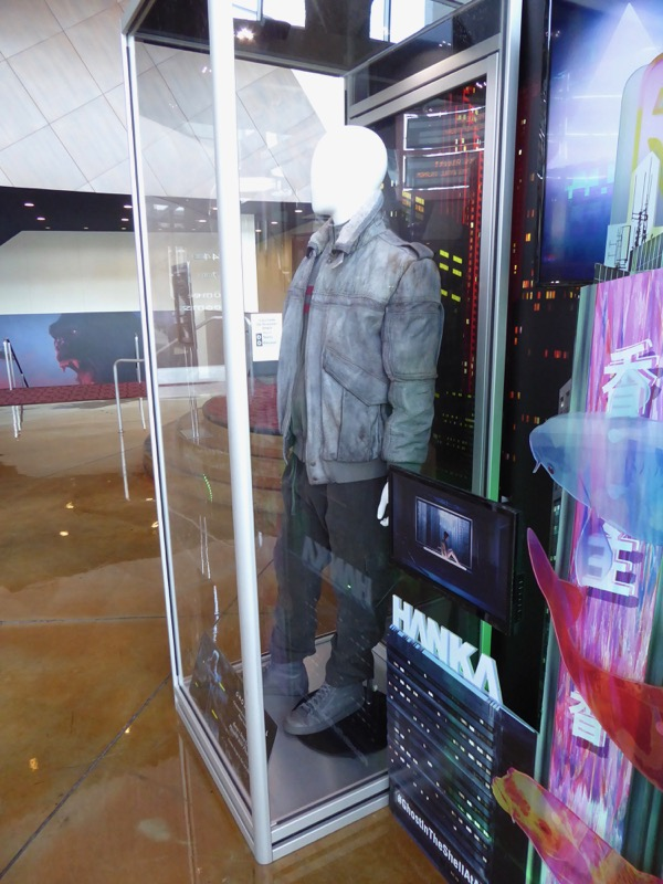 Ghost in the Shell Batou film costume
