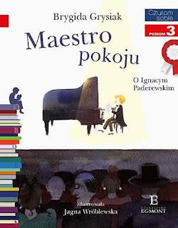 """""""Maestro pokoju"""" Brygida Grysiak - recenzja"""
