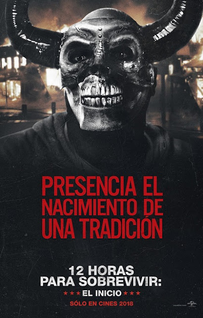 The First Purge (12 horas para sobrevivir: el inicio) (2018) 720p y 1080p WEBRip mkv Dual Audio AC3 5.1 ch