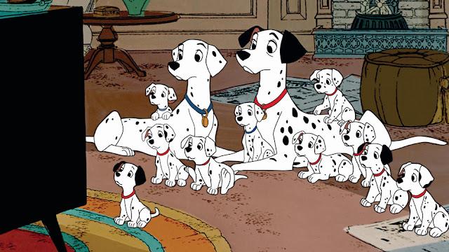 Τα 101 Σκυλιά της Δαλματίας (1961-2003)