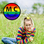 Miley Cyrus - Inspired - Single Cover