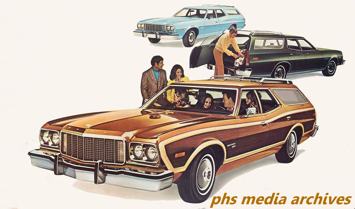Torino's wagon was redone in 1972 and was caught in the headlamps of the  first OPEC oil crunch. What really slayed it was a series of poor quality  control ...