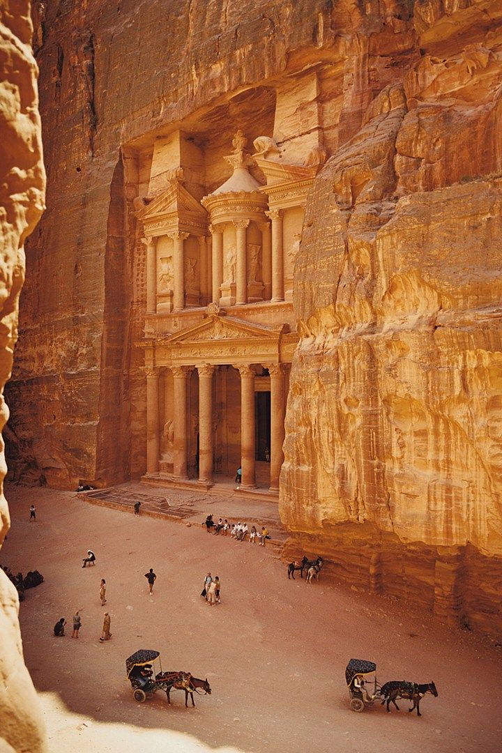 Petra (Jordan) #lostcity #Nabataeans