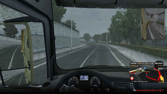 Euro Truck Simulator 2 Vive La France Gameplay Screenshot 3