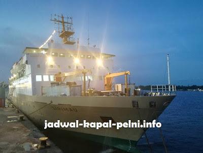 Jadwal Kapal Sirimau Bulan Juni 2019