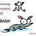 Horoscop chinezesc 2017: Şobolan
