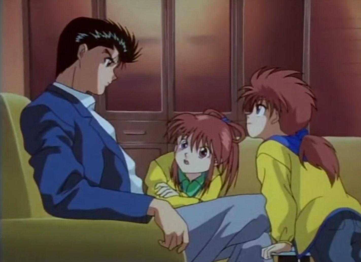 Yu Yu Hakusho Dublado: Episódio 95 – O Destino de Yusuke