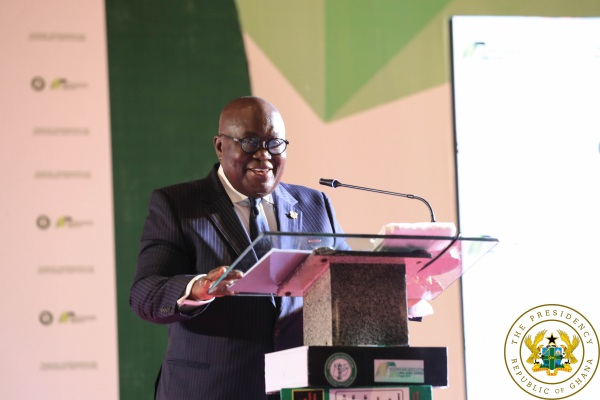 """""""Uphold Integrity Of Legal Profession"""" – President Akufo-Addo To Lawyers"""