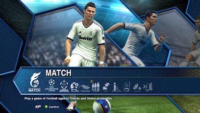 Free download Android PES 2013 Full HD APK