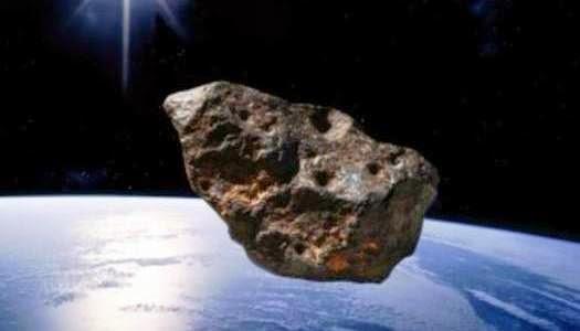 Asteroide amenaza la Tierra