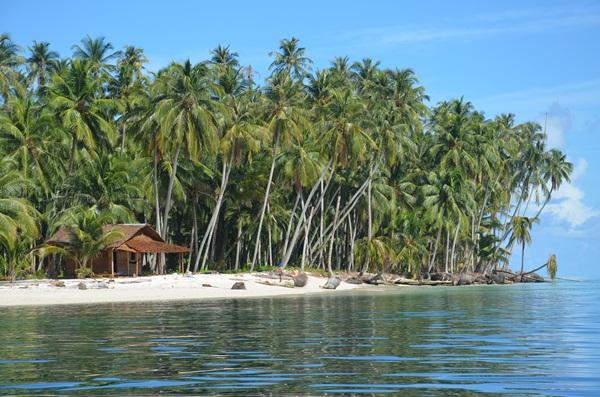 Pulau Tailana. Photo by Zulfan Helmi / Wisata Aceh