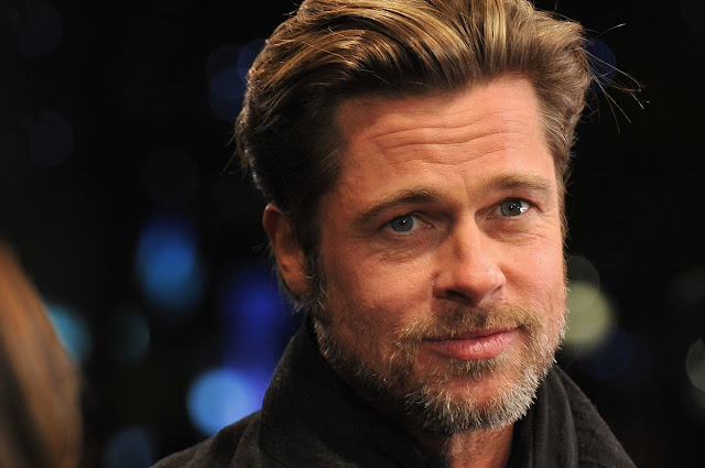 Agama Brad Pitt