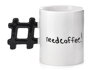 Cana Hastag pentru cafea -cumpara aici