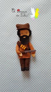 elbosquedelulu-hechamanoparati-muñecos-fieltro