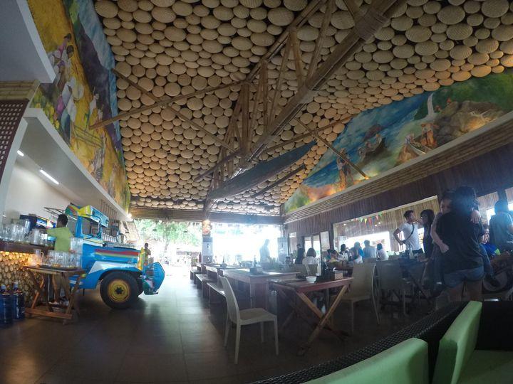 Lantaw Seafood Restaurant in Dumaguete City