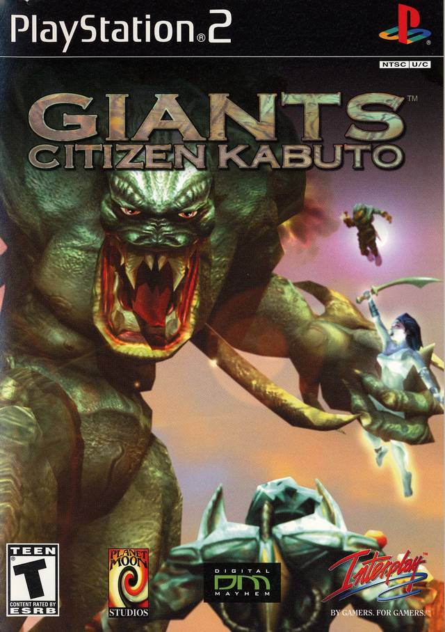 Download Giants Citizen Kabuto ps2 iso for pc zgaspc - ZGAS-PC