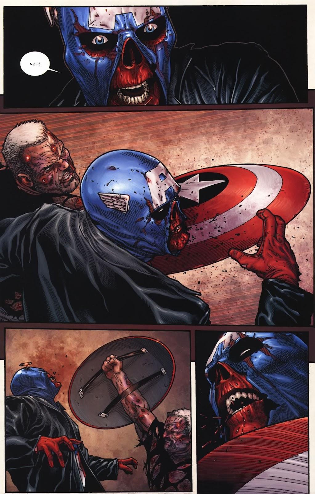 Read online Wolverine (2003) comic -  Issue #72 - 14