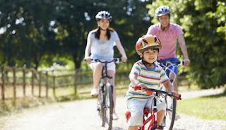 manfaat bersepeda untuk kesehatan tubuh