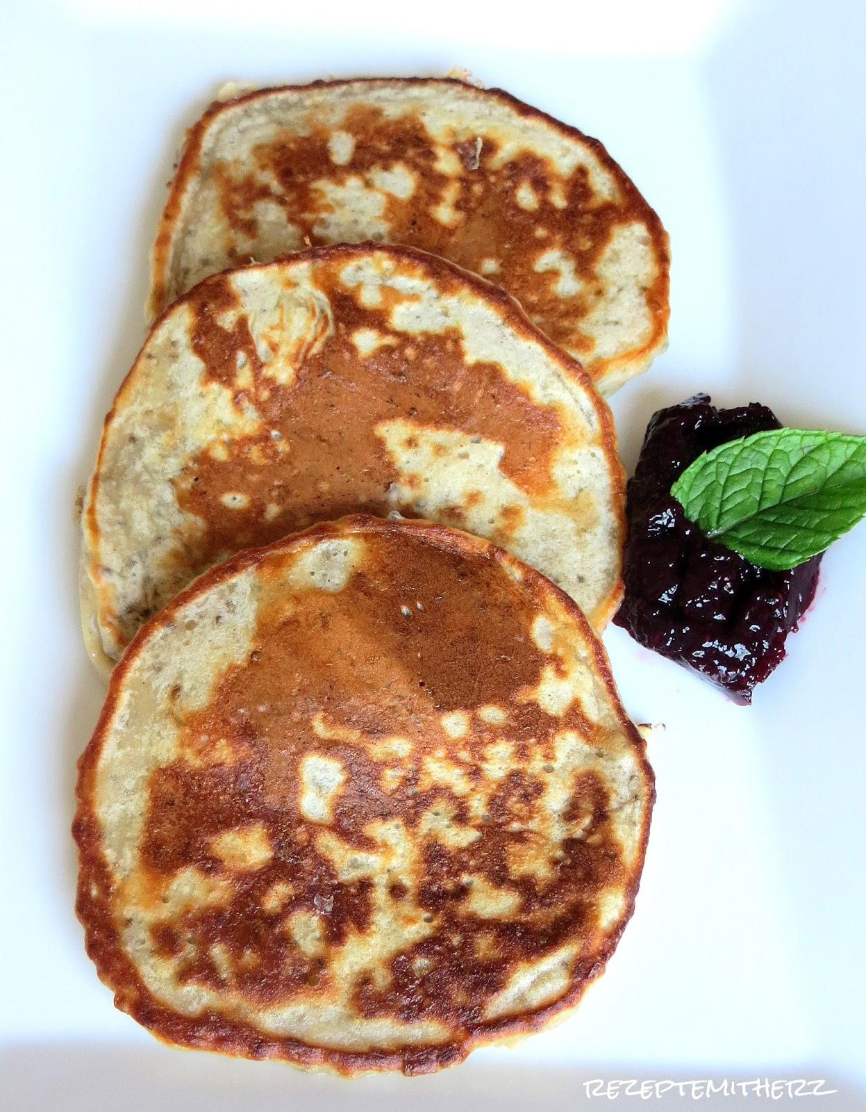 pancakes rezept thermomix