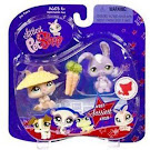 Littlest Pet Shop Pet Pairs Rabbit (#827) Pet