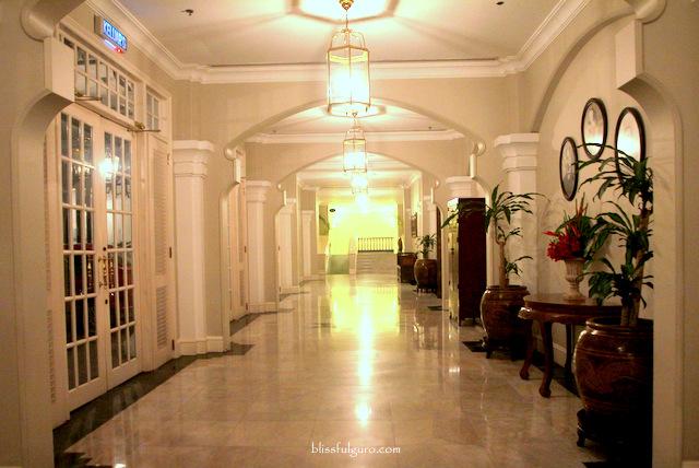 Eastern & Oriental Hotel Penang Blog