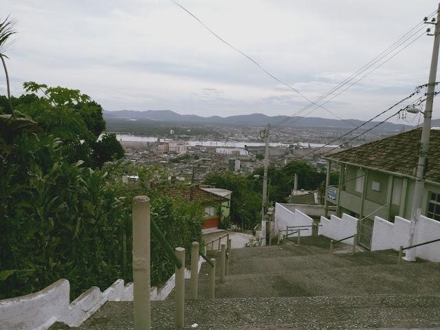 Escadaria do Monte Serrat