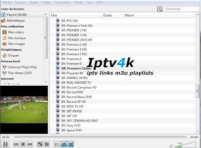 Brazil Iptv Channels M3u List Free All Playlists