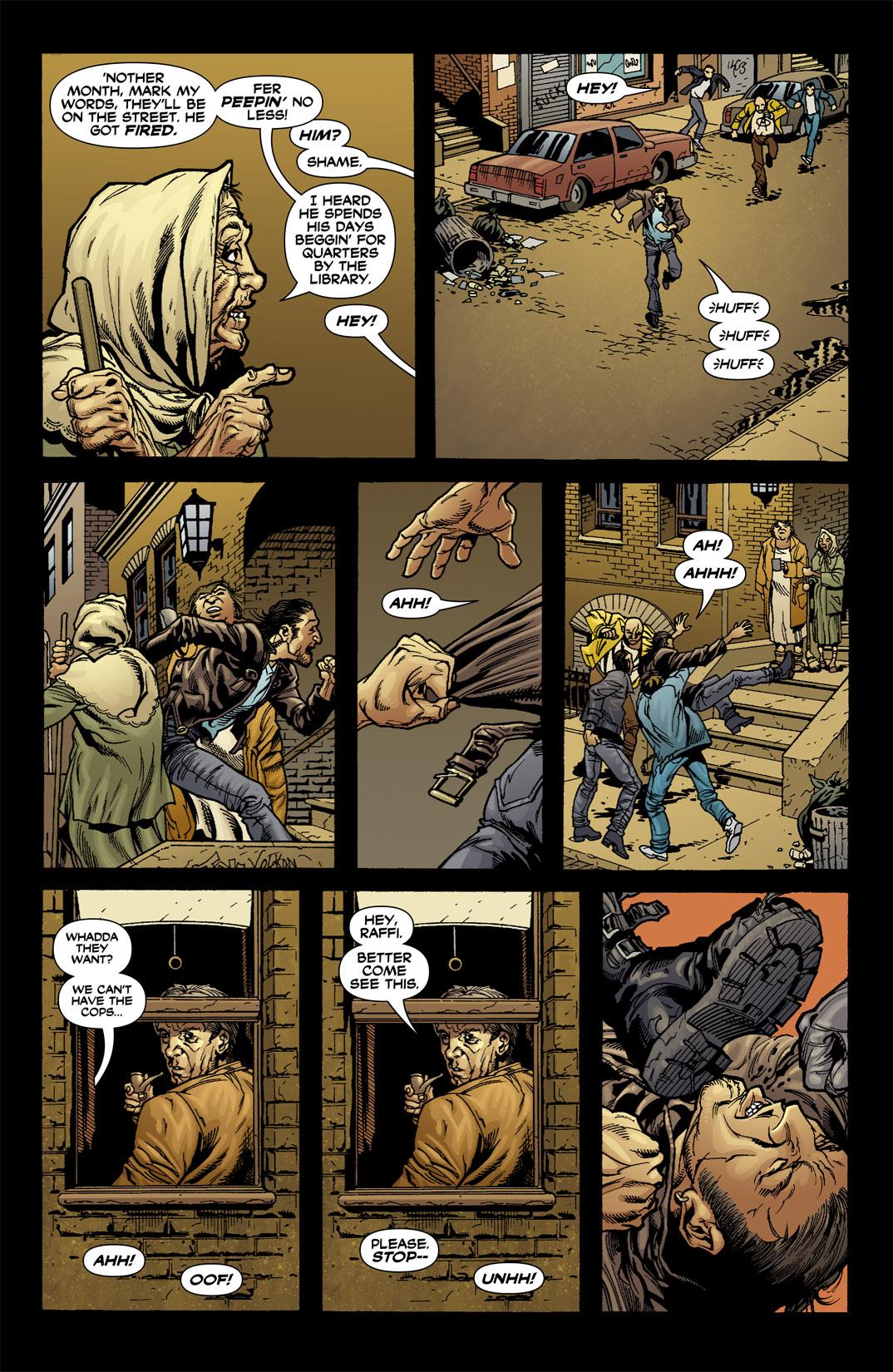 Detective Comics (1937) 807 Page 5
