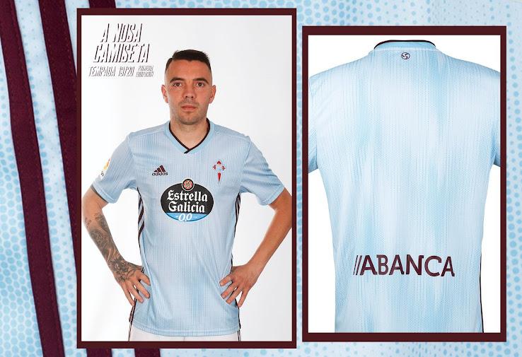 Celta Vigo 19-20 Home & Away Kits Released - Footy Headlines