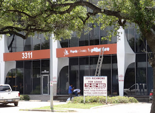 3311 Richmond Ave FOR LEASE - The Harris County Republican Party has moved out