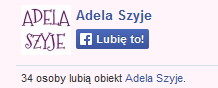 http://www.facebook.com/pages/Adela-Szyje/309694355836036