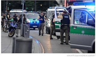 Munich Knife Attack