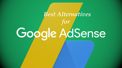 5 Best Alternatives For Google Adsense
