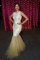 Hamsa Nandini in stunning Sleeveless Designer Gown at Zee Telugu Apsara Awards 2017 08.JPG