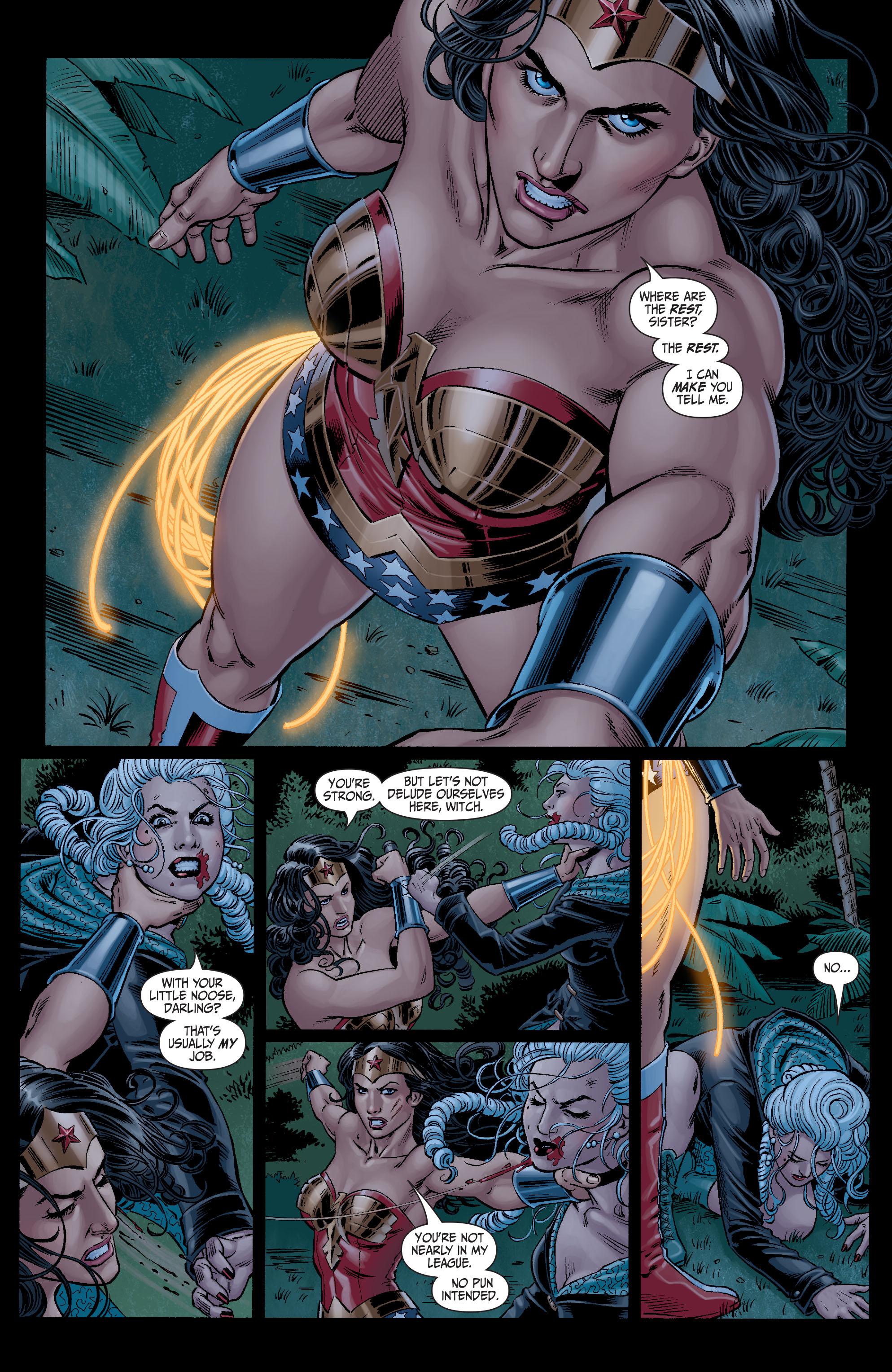 Read online Secret Six (2008) comic -  Issue #12 - 8