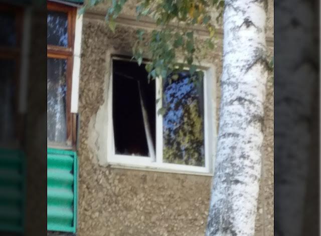 В Башкирии при пожаре обнаружили тело мужчины