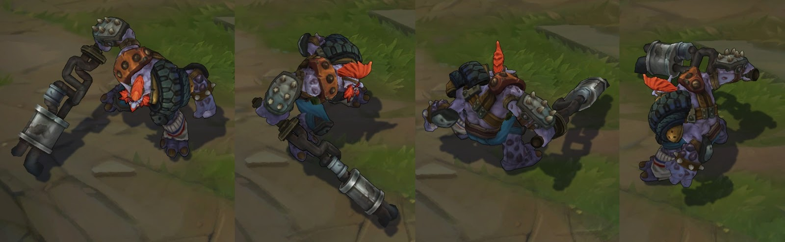 Surrender at 20: Champion and Skin Sale 10/16 - 10/19